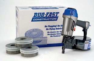 Duo Fast Tool Df225c Coil Siding Nailer System